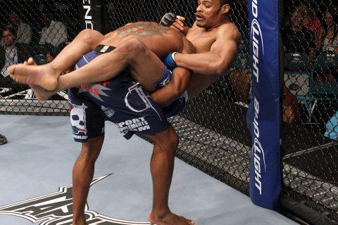 Джеральд Харрис на UFC 116