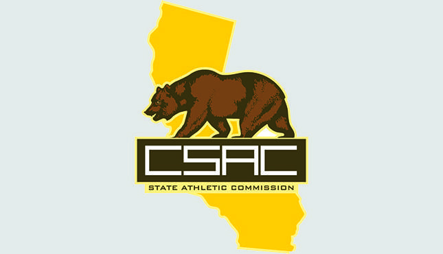 Атлетическая комиссия штата Калифорния (англ. California State Athletic Commission / CSAC)