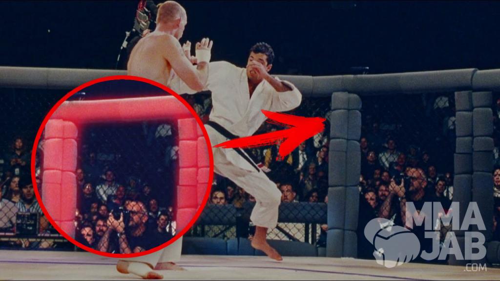Octagon UFC 1993